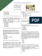 D29 – Resolver Problema Que Envolva Função Exponencial.