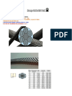 Ficha Tecnica Cable de Acero