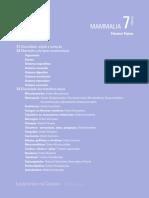 7 Mammalia