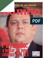 REVISTA RUMBO- 101