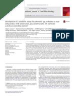 Predictive Model for Salmonella