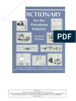 Dictionary for the Petroleum Industry.
