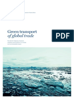 Green Transport of Global Trade