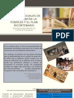 Clase N_ 4 -Pobreza y Plan Bicentenario