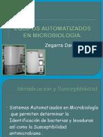 Equipos Automatizados en Microbiologia
