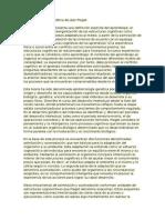 La Epistemología Genética de Jean Piaget
