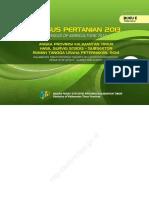 Angka Provinsi Kalimantan Timur Hasil Survei Rumah Tangga Usaha Peternakan 2014