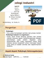 Ppt Psikologi industri