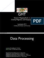 12 Gmt2 Gridding Processing
