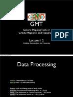 12 Gmt2 Gridding Processing