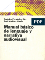 FERNANDEZ y MARTINEZ Manual Basico de Lenguaje y Narrativa Audiovisual