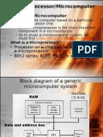 Week2 Microprocessor Architecture