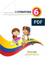 Texto Del Estudiante Literatura 6to