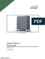 ATCOM MANUAL PBX