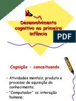 Desenvolvimento Cognitivo Na Primeira Infância