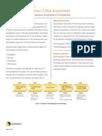 Ent-datasheet Foundation It Risk Management Assessment