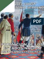 CHUST y SERRANO Formacion de Los Estados Americanos 1808 1830 PDF