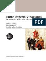 CAGIAO y PORTILLO Entre Imperio y Naciones 1810