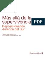 Encuesta Sudamericana de CEO's