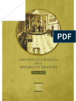Constitucion de Cadiz ESPAÑA Historia