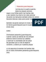 Cancion Chimbotana