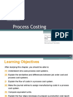 Lecture 3 Process Costing