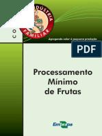 Processamento MInimo de Frutas