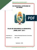 PDM San Borja