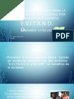 ULCERAS POR PRESIÓN (UPP)  EVITANDO- EVARUCI