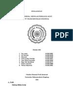 Analisis PT Telekomunikasi Indonesia