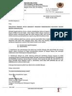 37- Perlepasan Permain Untuk Mengikuti Program Pembangunan Bolasepak Negara (Negeri Sarawak) 2016.