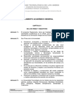 UTEA Reglamento_Academico