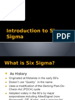 CHAPTER 1- Introduction to Six Sigma.pptx
