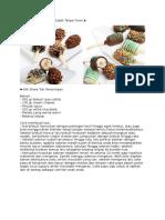Resep Cake Pop Enak Mudah Tanpa Oven.docx