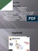 Typhoid Baru