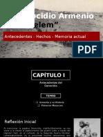 """El Genocidio Armenio """"Méc Yelem"""""""