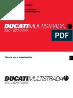 Multistrada 620 User Manual (Ita, Eng, Fr)