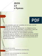 Diapositiva de Sección 13 de Inventarios