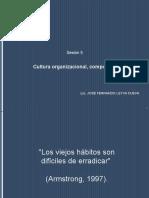 PPT 5. Cultura Organizacional