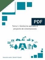 Temario_M2T1_Geotecnica Aplicada Al Proyecto de Cimentaciones