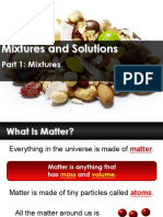 Ppoint MixturesandSolutions