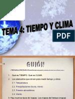 TEMA 4 TIEMPO Y CLIMA.ppt