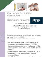 EVALUACI+ôN DEL ESTADO NUTRICIONAL
