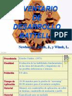 (BATTELLE) Inventario de Desarrollo Battelle