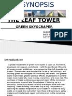 Green Skyscraper