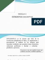Modulo 2 Estad Stica Descriptiva 1