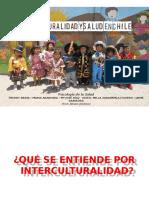 Interculturalidad y Salud Mental en Chile