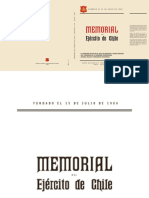 Memorial del Ejército de Chile