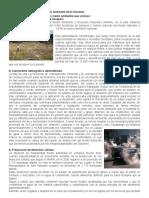 Diagnóstico de La Situación Medio Ambiental de El Salvador