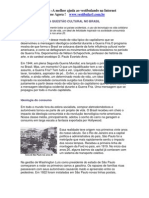 Conhecimentos Gerais e Atualidades - A Questão Cultural no Brasil